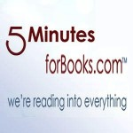 5 Minutes for Books logo