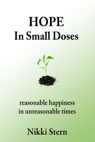 Hope in Small Doses book cover