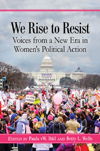 We Rise to Resist book cover